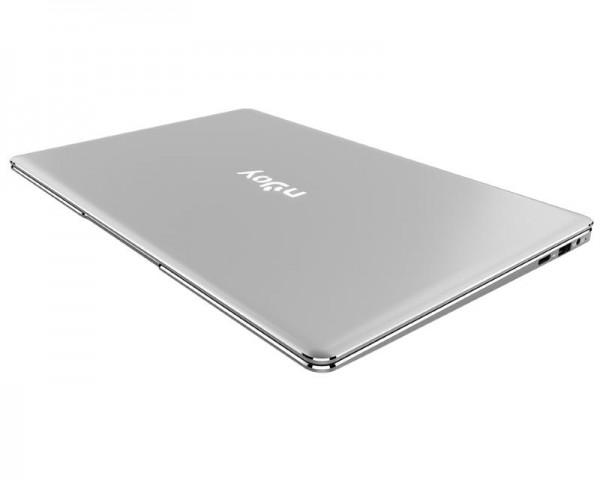NJOY Aerial 13.3'' FHD Intel N3350 Dual Core 1.10GHz (2.4GHz) 4GB 32GB SSD 256GB SSD Windows 10 Home 64bit Aluminium srebrni
