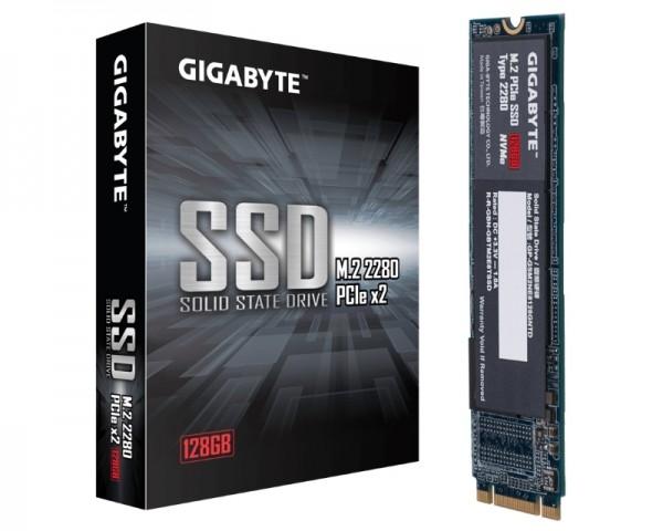 GIGABYTE 256GB M.2 PCIe GP-GSM2NE8256GNTD