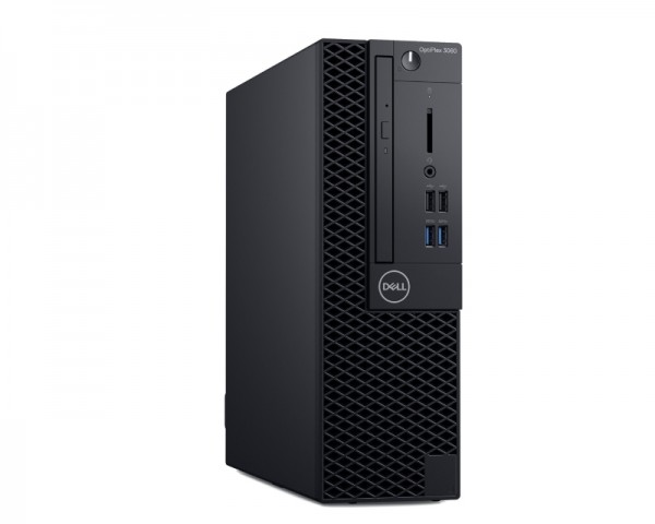 DELL OptiPlex 3060 SF i3-8100 4GB 128GB SSD DVDRW Win10Pro64bit 3yr NBD