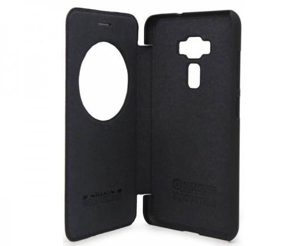 NILLKIN Torbica Qin za ZenFone 3 (ZE552KL) mobilni telefon crna