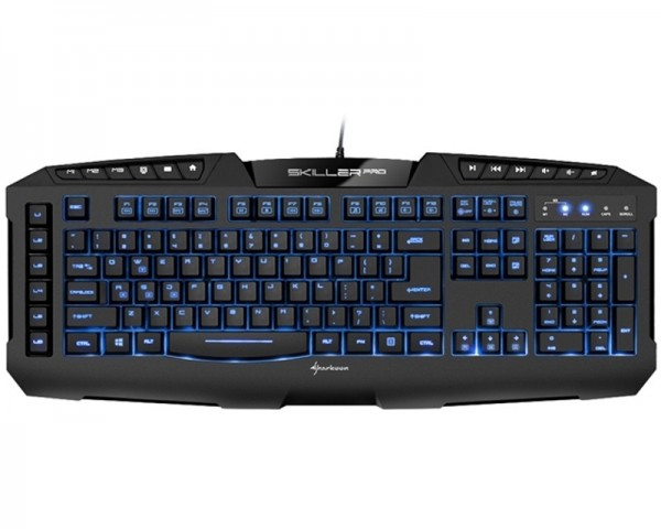 SHARKOON Skiller PRO Gaming US tastatura