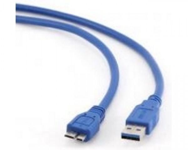 FAST ASIA Kabl USB 3.0 - USB 3.0 Micro MM 1.8m plavi
