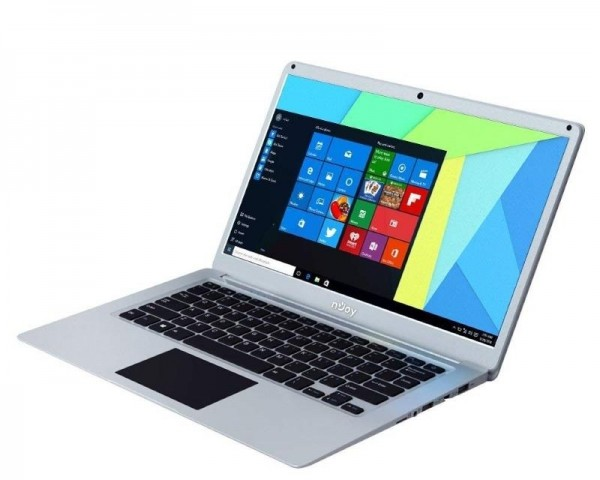 NJOY Ediam 14.1'' FHD Intel N4000 Dual Core 1.10GHz (2.6GHz) 4GB 32GB 240GB SSD Windows 10 Home 64bit sivi