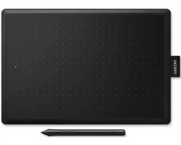 WACOM Grafička tabla One by Wacom M crno-crvena (CTL-672-S)