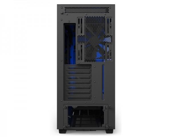 NZXT H700i SMART kućište crno-plavo (CA-H700W-BL)