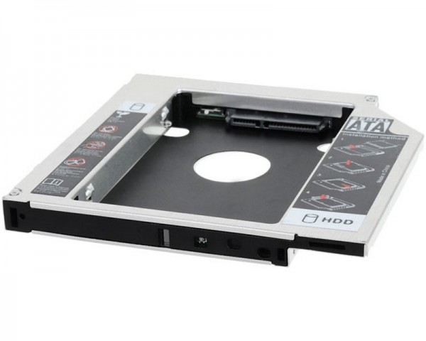XRT EUROPOWER Fioka za hard disk za laptop 12.7mm