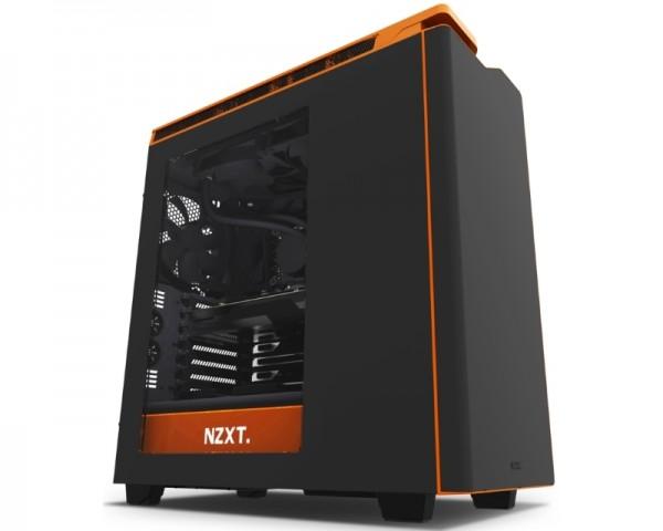 NZXT H440 kućište crno-narandžasto (CA-H442W-M0)