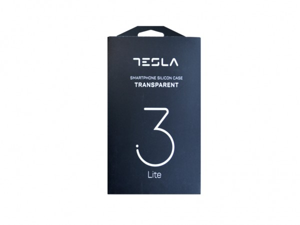 Tesla transparent silicon cover for 3.1 Lite  and 3.2 Lite' ( 'TSC3.1L_T' )