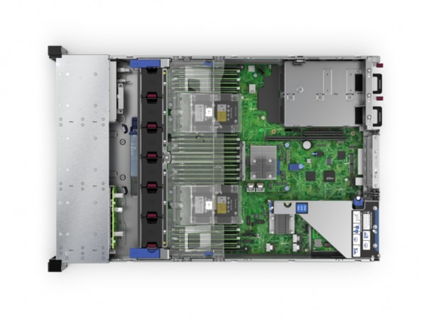 HPE ProLiant DL380 Gen10 4110 2.1GHz 8-core 1P 16GB-R P408i-a 8SFF 500W PS Performance Server' ( 'P06420-B21' )