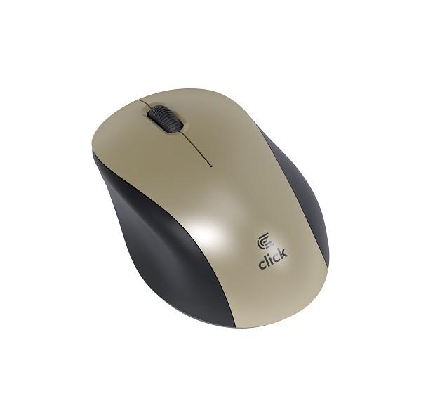 Click M-W2-W Miš bežični USB, zlatni' ( 'MW2WGL' )