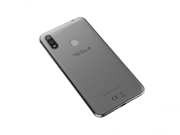 Tesla Smartphone 9.2 Silver' ( 'TSM9.2_S' )
