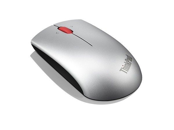 ThinkPad Precision Wireless Mouse - Frost Silver' ( '0B47167' )