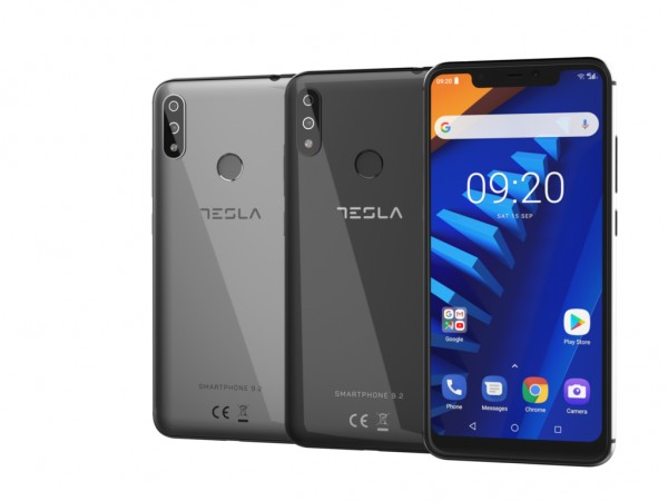 Tesla Smartphone 9.2 Dark Gray' ( 'TSM9.2_G' )