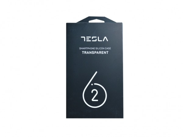 Tesla transparent silicon cover for 6.2' ( 'TSC6.2_T' )