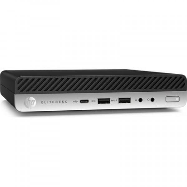 HP DES 800 G3 DM i5-7500T 8G256 W10p, 1CB58EA