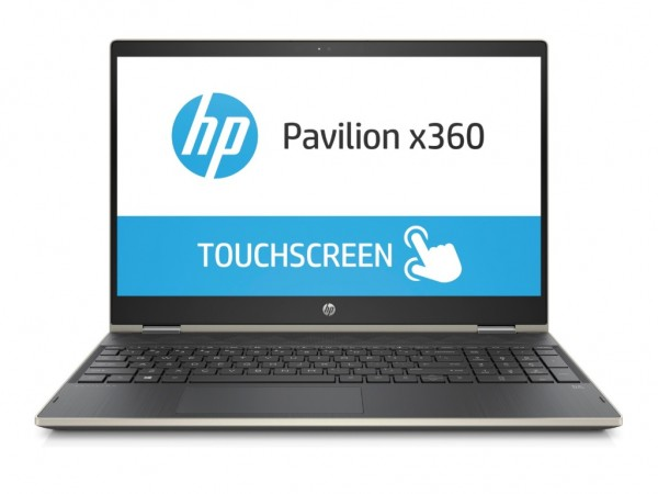 HP Pavilion x360 15-cr0005nm i3-8130U15.6''FHD BV IPS8GB256GB PCIeUHD 620Win 10 HGold (4TZ51EA)' ( '4TZ51EA' )