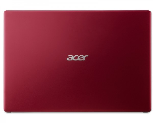 ACER Aspire A315-34-C4QH 15.6'' Intel N4000 Dual Core 1.1GHz (2.60GHz) 4GB 256B crveni