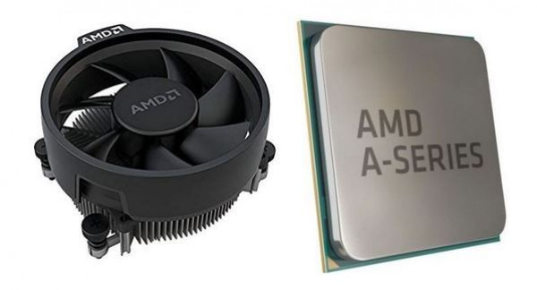 CPU AMD  A6 X2 9500 Multipack
