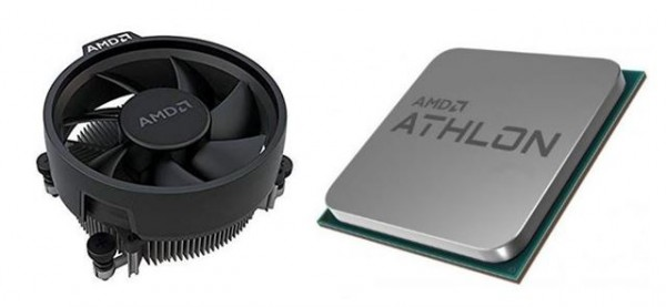 CPU AMD Athlon 3000G multipack