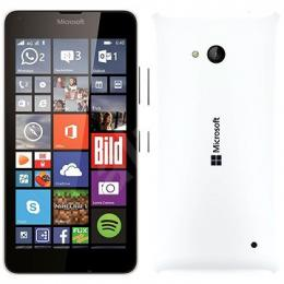 Microsoft Lumia 640 DS White Dual Sim