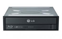 ODD BLR LG BH16NS Blu-Ray Rewriter Retail Black LS