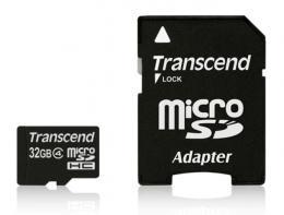 Memorijska kartica Transcend SD MICRO 32GB HC Class4