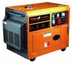 Agregat za struju Villager VGD 5500 S dizel