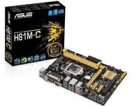 Asus Intel MB H81M-C 1150