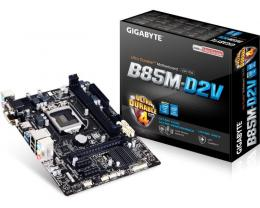 GIGABYTE GA-B85M-D2V rev.3.0
