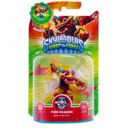 Skylanders SWAP Force Shapeshifter Fire Kraken