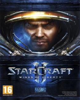 PC Starcraft 2 Wings of Liberty