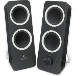 Z200 Multimedia Speakers Midnight Black