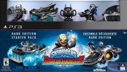 PS3 Skylanders SuperChargers Starter Pack Dark Edition
