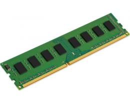 KINGSTON DIMM DDR3 4GB 1600MHz KVR16N11S8H/4