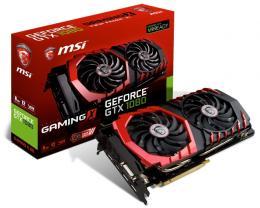MSI nVidia GeForce GTX 1080 8GB 256bit GTX 1080 GAMING X 8G