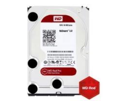 WD 2TB 3.5 SATA III 64MB 7.200rpm WD2002FFSX Red Pro