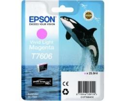 EPSON T7606 Vivid Light Magenta ketridž
