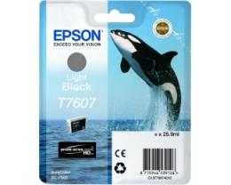 EPSON T7607 Light Black ketridž