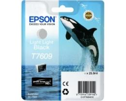 EPSON T7609 Light Light Black ketridž