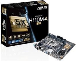 Asus Intel MB H110M-A/M.2 1151
