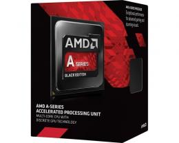 AMD A8-7670K 4 cores 3.6GHz (3.9GHz) Radeon R7 Black Edition Box with 95W quiet cooler