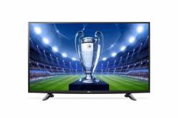 LG 43LH5100 LED TV 43 Full HD, DVB-T,  Metal/Black, Two pole stand