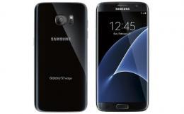 Samsung S7 Edge Black