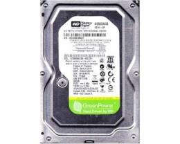 WD 500GB 3.5 SATA II 32MB IntelliPower WD5000AVDS AV-GP (Green Power) +