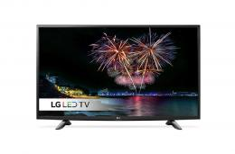 LG 43LH510V LED TV 43 Full HD, DVB-T2,  Metal/Black, Two pole stand