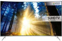 Samsung 55KS7502 Curved/UltraHD/Smart/WiFi/QuadCore/PQI 2200/DVB-T2CS2/HDMI x 4/USB x 3/Silver