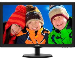PHILIPS_ 21.5 V-line 223V5LSB2/10 LED monitor
