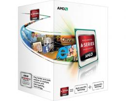 AMD A4-5300 2 cores 3.4GHz (3.6GHz) Radeon HD 7480D Box