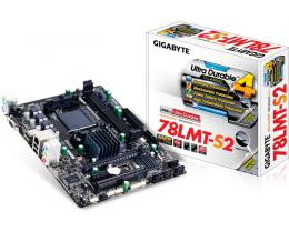 Gigabyte AMD MB GA-78LMT-S2 1.2 AM3+