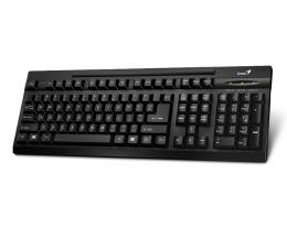 GENIUS KB-125 USB US crna tastatura